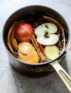 Simmering Fruits