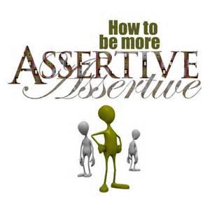 asertiveness